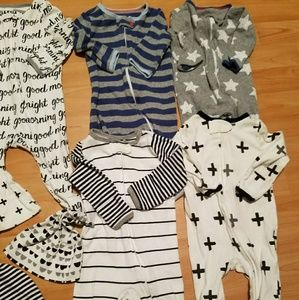 32a646bc8 Cat & Jack One Pieces   36 Months Baby Sleeper Lot   Poshmark